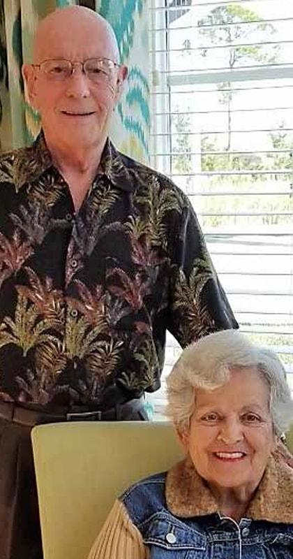 Bob & Nancy Cote